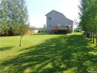Photo 3: 4 SISKIN Bay in Landmark: R05 Residential for sale : MLS®# 1709142