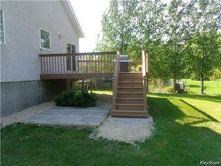 Photo 4: 4 SISKIN Bay in Landmark: R05 Residential for sale : MLS®# 1709142