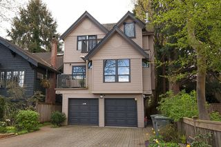 Main Photo: 2668 W 6TH Avenue in Vancouver: Kitsilano House 1/2 Duplex for sale (Vancouver West)  : MLS®# R2160760
