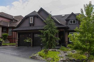 "Photo 1: 34 3800 GOLF COURSE Drive in Abbotsford: Abbotsford East House for sale in ""GOLF COURSE DRIVE"" : MLS®# R2176267"