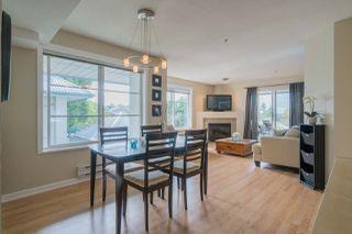 "Main Photo: 314 11519 BURNETT Street in Maple Ridge: East Central Condo for sale in ""STANFORD GARDENS"" : MLS®# R2186842"