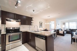 """Photo 1: 204 2088 BETA Avenue in Burnaby: Brentwood Park Condo for sale in """"MEMENTO"""" (Burnaby North)  : MLS®# R2223254"""