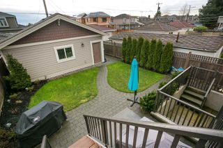 Photo 20: 56 W 45TH Avenue in Vancouver: Oakridge VW House for sale (Vancouver West)  : MLS®# R2233715