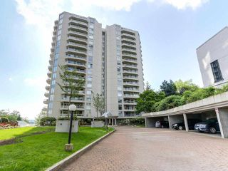 Photo 1: 401 69 JAMIESON Court in New Westminster: Fraserview NW Condo for sale : MLS®# R2267317