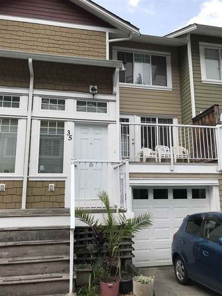 Photo 1: 35 6110 138 Street in Surrey: Sullivan Station Townhouse for sale : MLS®# R2300268