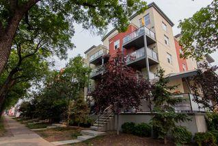 Main Photo: 215 10118 106 Avenue in Edmonton: Zone 08 Condo for sale : MLS®# E4127270