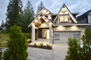 Main Photo: 3404 HIGHLAND Drive in Coquitlam: Burke Mountain House for sale : MLS®# R2302977
