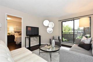 """Photo 1: 311 288 E 14TH Avenue in Vancouver: Mount Pleasant VE Condo for sale in """"VILLA SOPHIA"""" (Vancouver East)  : MLS®# R2303466"""