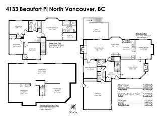 Photo 20: 4133 BEAUFORT Place in North Vancouver: Indian River House for sale : MLS®# R2313760