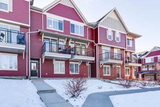 Main Photo: 122 603 Watt Boulevard in Edmonton: Zone 53 Townhouse for sale : MLS®# E4138022