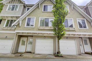 "Photo 1: 99 8775 161 Street in Surrey: Fleetwood Tynehead Townhouse for sale in ""Ballantyne"" : MLS®# R2335216"