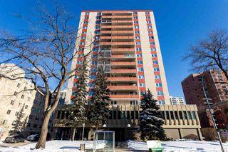 Photo 1: 1801 10011 116 Street in Edmonton: Zone 12 Condo for sale : MLS®# E4144127