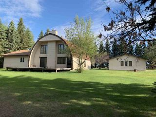 Photo 1: 2115 TWP RD 602: Rural Barrhead County House for sale : MLS®# E4145175