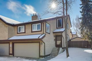 Main Photo: 4321 RIVERBEND Road in Edmonton: Zone 14 Townhouse for sale : MLS®# E4145273