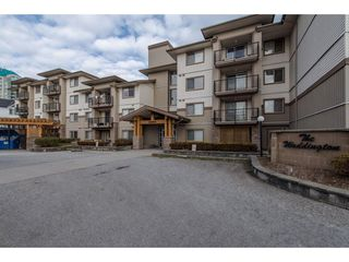 "Photo 2: 210 32063 MT. WADDINGTON Avenue in Abbotsford: Abbotsford West Condo for sale in ""The Waddington"" : MLS®# R2345617"