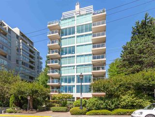 "Main Photo: 201 1455 DUCHESS Avenue in West Vancouver: Ambleside Condo for sale in ""Sunset Mariner"" : MLS®# R2347405"