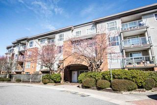 "Main Photo: 310 15885 84 Avenue in Surrey: Fleetwood Tynehead Condo for sale in ""Abbey Road"" : MLS®# R2340376"
