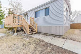 Photo 2: 319 Juniper Way in Edmonton: Zone 51 Mobile for sale : MLS®# E4151238