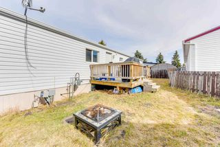 Photo 29: 319 Juniper Way in Edmonton: Zone 51 Mobile for sale : MLS®# E4151238