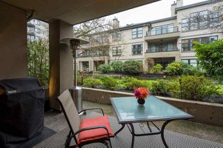 "Photo 18: 108 3760 W 6TH Avenue in Vancouver: Point Grey Condo for sale in ""MAYFAIR HOUSE"" (Vancouver West)  : MLS®# R2357918"
