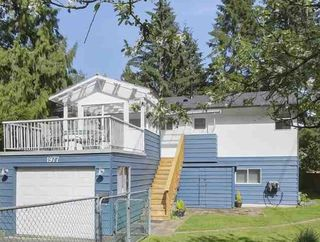 "Photo 1: 1977 CALEDONIA Avenue in North Vancouver: Deep Cove House for sale in ""The Cove!"" : MLS®# R2367947"