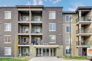 Photo 1: 215 270 MCCONACHIE Drive in Edmonton: Zone 03 Condo for sale : MLS®# E4156953