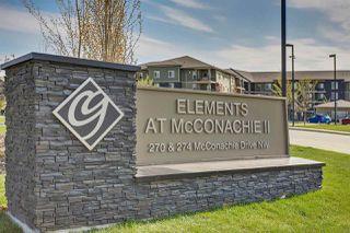 Photo 22: 215 270 MCCONACHIE Drive in Edmonton: Zone 03 Condo for sale : MLS®# E4156953