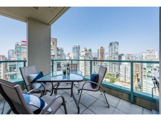 "Photo 2: 3501 939 HOMER Street in Vancouver: Yaletown Condo for sale in ""THE PINNACLE"" (Vancouver West)  : MLS®# R2375975"