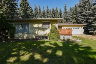 Main Photo: 54305 RR 253: Rural Sturgeon County House for sale : MLS®# E4161542