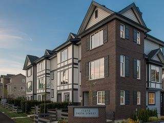 "Main Photo: 13 11272 240TH Street in Maple Ridge: Cottonwood MR Townhouse for sale in ""Willow & Oak"" : MLS®# R2390005"