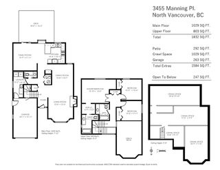 Photo 20: 3455 MANNING Place in North Vancouver: Roche Point House for sale : MLS®# R2461826