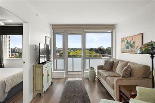 Photo 4: 706 838 Broughton St in : Vi Downtown Condo for sale (Victoria)  : MLS®# 850134