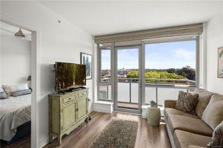 Photo 6: 706 838 Broughton St in : Vi Downtown Condo Apartment for sale (Victoria)  : MLS®# 850134