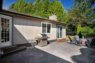 "Photo 33: 7890 110 Street in Delta: Nordel House for sale in ""Nordel"" (N. Delta)  : MLS®# R2488855"