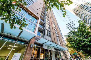 "Main Photo: 1203 1308 HORNBY Street in Vancouver: Downtown VW Condo for sale in ""SALT"" (Vancouver West)  : MLS®# R2503377"