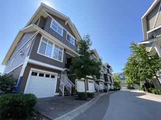 "Photo 1: 139 935 EWEN Avenue in New Westminster: Queensborough Townhouse for sale in ""Coopers Landing"" : MLS®# R2504151"