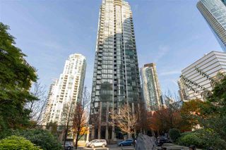 "Photo 1: 2006 1239 W GEORGIA Street in Vancouver: Coal Harbour Condo for sale in ""VENUS"" (Vancouver West)  : MLS®# R2514630"
