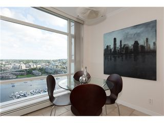 "Photo 9: # 3002 1199 MARINASIDE CR in Vancouver: Yaletown Condo for sale in ""Aquarius Mews"" (Vancouver West)  : MLS®# V1029094"