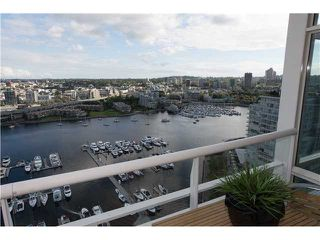 "Photo 7: # 3002 1199 MARINASIDE CR in Vancouver: Yaletown Condo for sale in ""Aquarius Mews"" (Vancouver West)  : MLS®# V1029094"