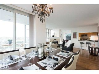 "Photo 4: # 3002 1199 MARINASIDE CR in Vancouver: Yaletown Condo for sale in ""Aquarius Mews"" (Vancouver West)  : MLS®# V1029094"