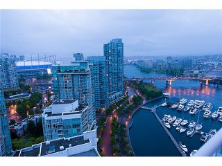 "Photo 20: # 3002 1199 MARINASIDE CR in Vancouver: Yaletown Condo for sale in ""Aquarius Mews"" (Vancouver West)  : MLS®# V1029094"