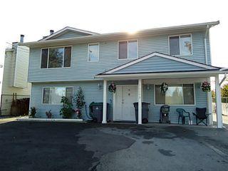 Main Photo: 12518 113B AV in Surrey: Bridgeview House for sale (North Surrey)  : MLS®# F1324665