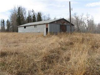 Photo 1: 3 miles east of Sundre in SUNDRE: Rural Mountain View County Rural Land for sale : MLS®# C3590774