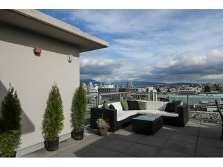 "Photo 20: PH2 587 W 7TH Avenue in Vancouver: Fairview VW Condo for sale in ""AFFINITI"" (Vancouver West)  : MLS®# V1049007"