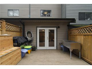 Photo 12: 215 BALMORAL Place in Port Moody: North Shore Pt Moody Townhouse for sale : MLS®# V1055282