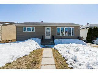 Main Photo: 118 Harold Avenue in WINNIPEG: Transcona Residential for sale (North East Winnipeg)  : MLS®# 1408122