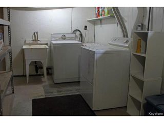 Photo 14: 273 Overdale Street in WINNIPEG: St James Residential for sale (West Winnipeg)  : MLS®# 1409291