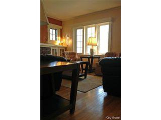 Photo 5: 273 Overdale Street in WINNIPEG: St James Residential for sale (West Winnipeg)  : MLS®# 1409291