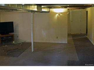 Photo 12: 273 Overdale Street in WINNIPEG: St James Residential for sale (West Winnipeg)  : MLS®# 1409291