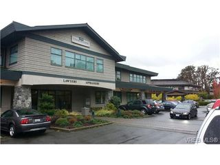 Main Photo: 107 4430 Chatterton Way in VICTORIA: SE Broadmead Office for sale (Saanich East)  : MLS®# 694324